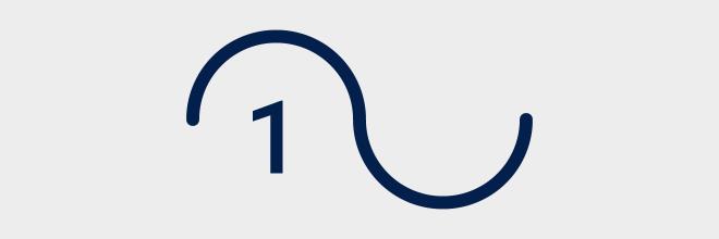 Eenfasige wisselstroom - Eendraadschema symbolen