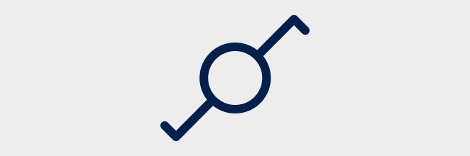 Eenpolige wisselschakelaar - Eendraadschema symbolen