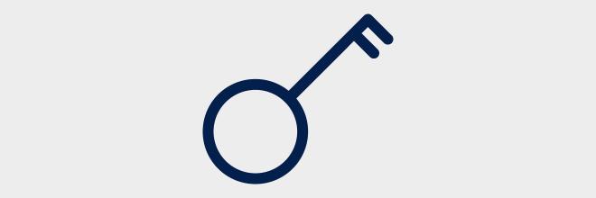 Tweepolige schakelaar - Eendraadschema symbolen
